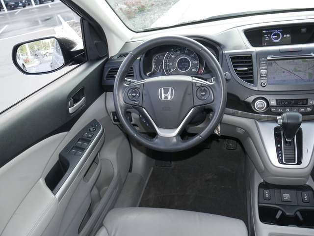 Certified Pre-Owned 2014 Honda CR-V EX-L