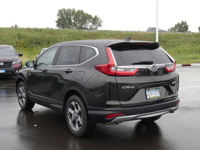 Certified Pre-Owned 2017 Honda CR-V EX-L